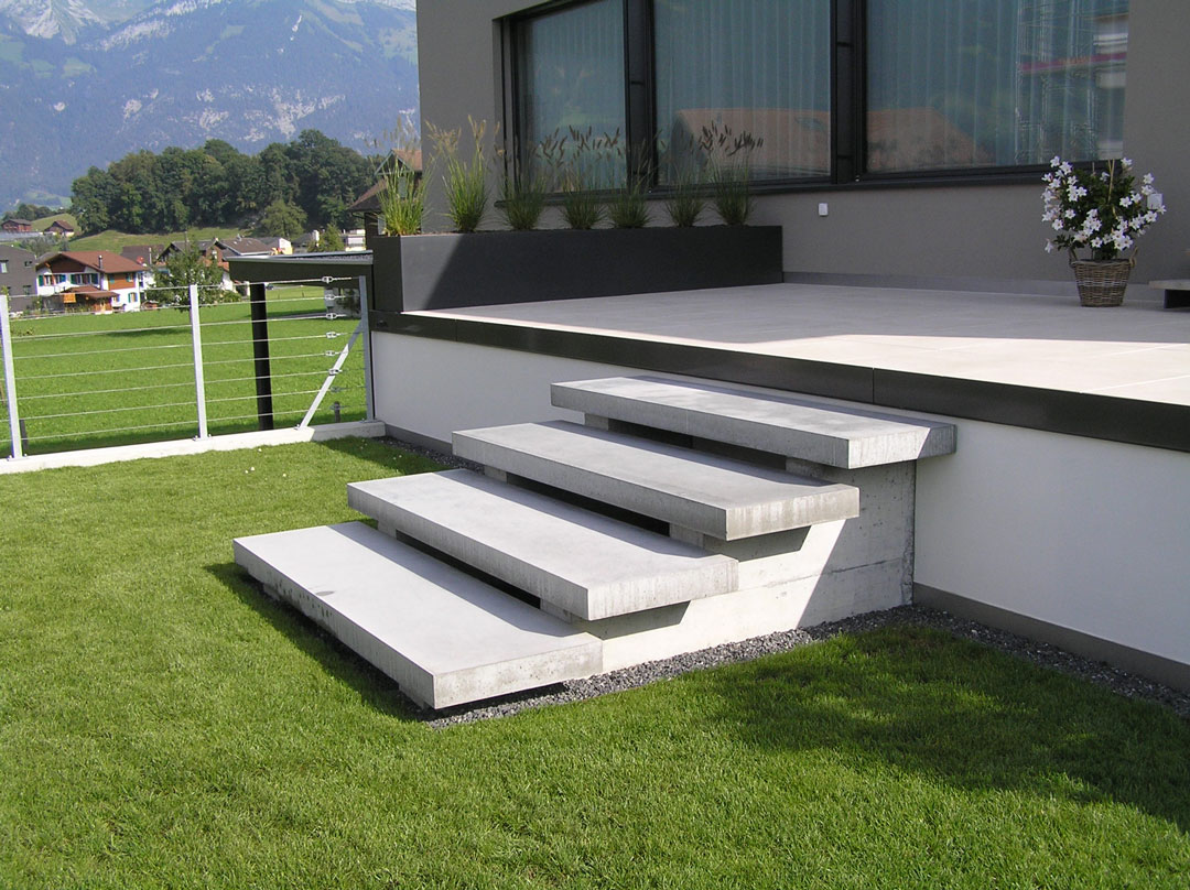treppen bucher gartenwerk. Black Bedroom Furniture Sets. Home Design Ideas